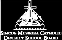 Simcoe Muskoka Catholic District School Board logo